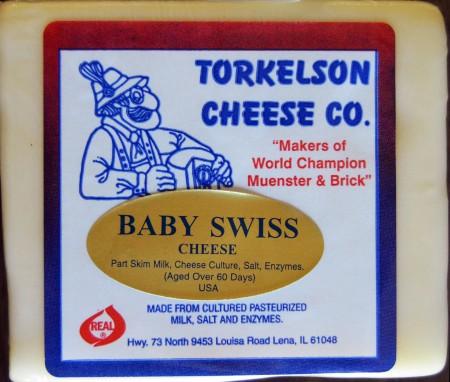 Baby Swiss